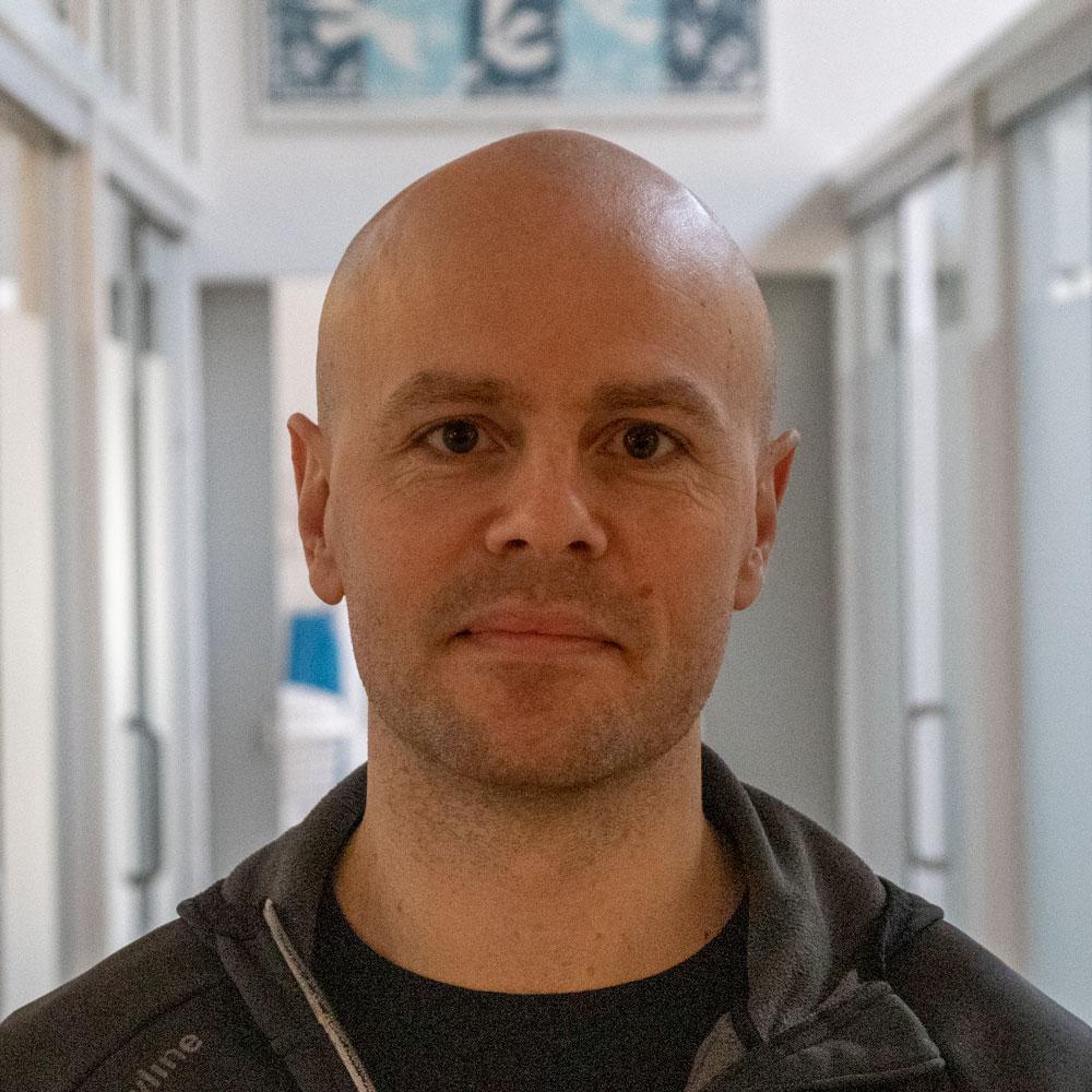 Kim Vinther Pedersen